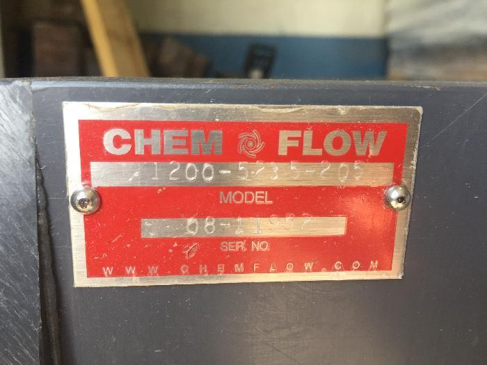 Chem-Flow Inc. 200-5234-205