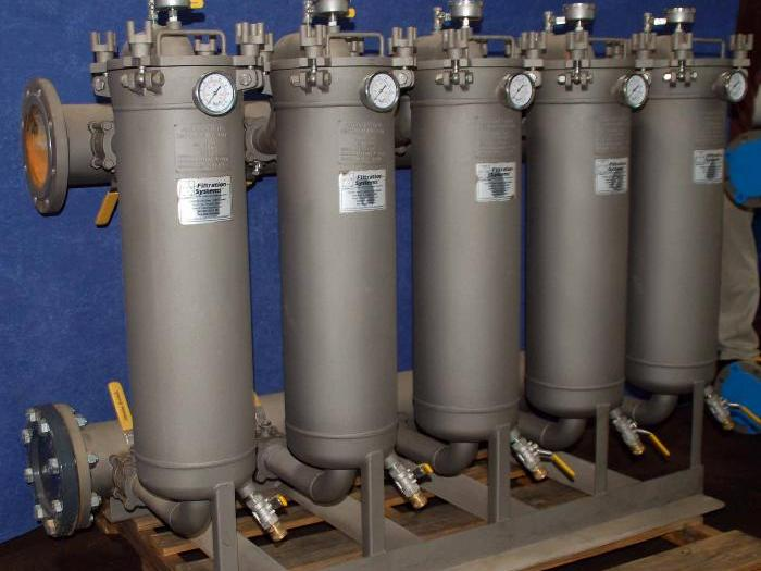 Filtration Systems NS-526-V-316