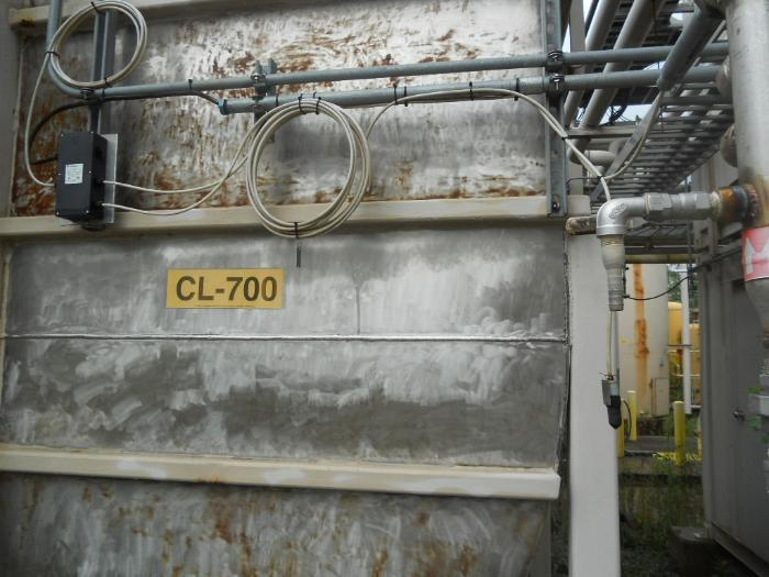 Unknown Tube Settling Clarifier