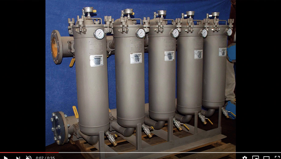 Filtrationsystems
