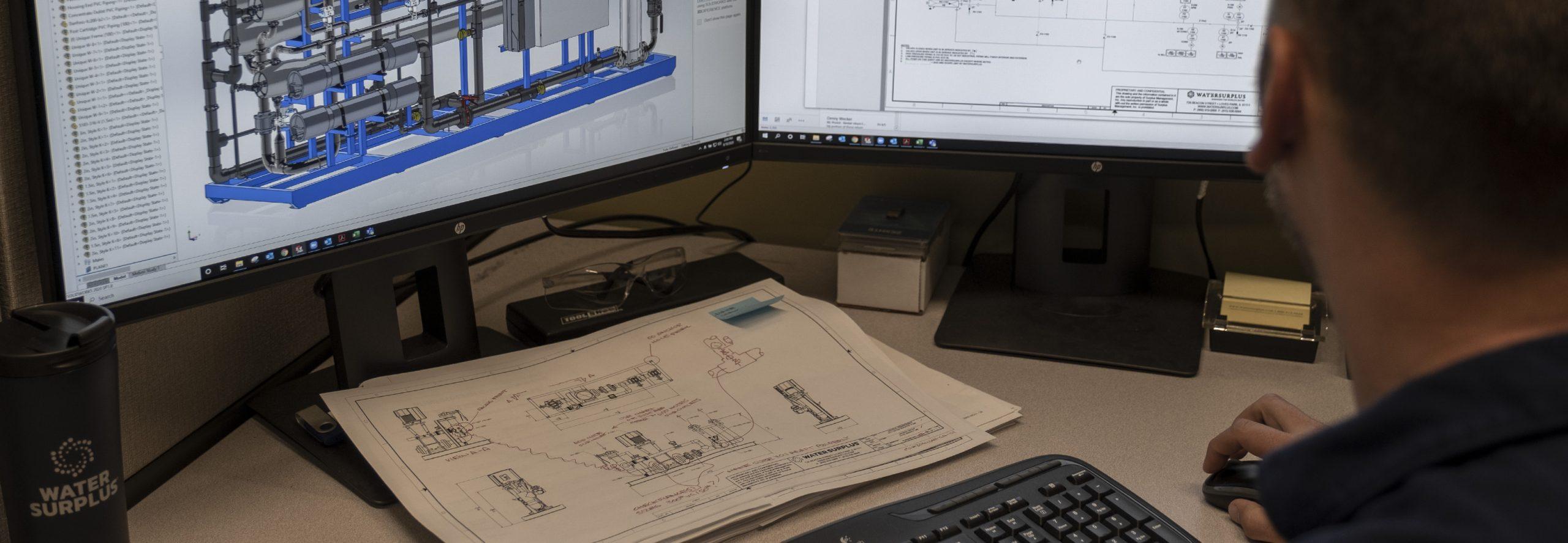 Engineering Process Header