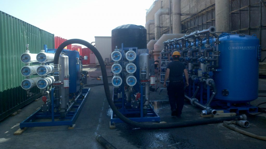 Zld Power Plant Project Installed